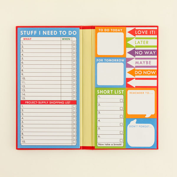 Kit To Do List