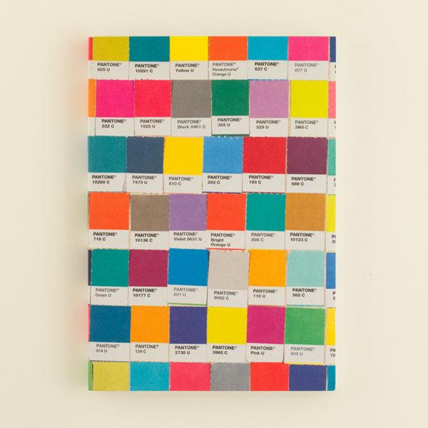 Cuaderno Pantone
