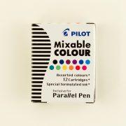 Pilot Cartucho Parallel Pen Color