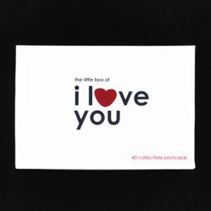 Postales I love You