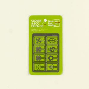 Señaladores Clover & Eco