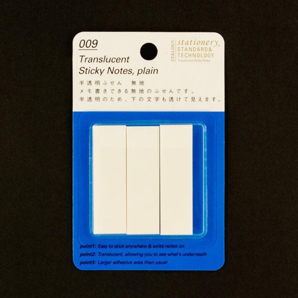Post-it Translúcido Liso